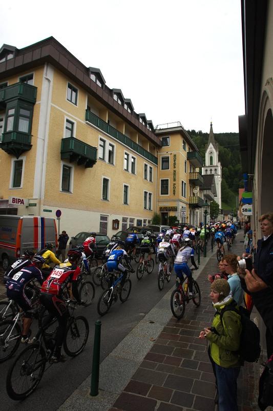 Alpentour Trophy, Schladming /AUT/ - 4. etapa 1.6. 2009