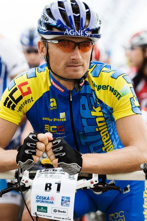 KP� Praha-Karl�tejn 2009 - Jan Hru�ka
