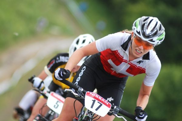 Mistrovstv� Evropy XC 2009 - Zoetermeer /NED/ - mu�i a �eny U23: Vivienne Meyer