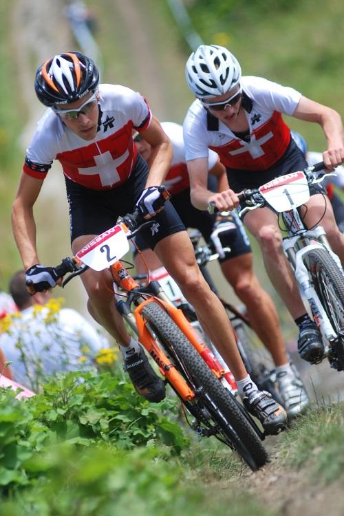 Mistrovstv� Evropy XC 2009 - Zoetermeer /NED/ - mu�i a �eny U23: �v�ca�i z�vodu od za��tku dominovali