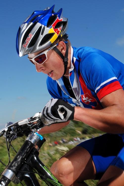 Mistrovstv� Evropy XC 2009 - Zoetermeer /NED/ - mu�i a �eny U23: Peter Sagan