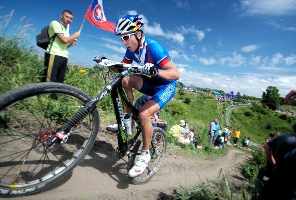 Mistrovství Evropy XC 2009 - Zoetermeer /NED/ - muži a ženy U23: Peter Sagan