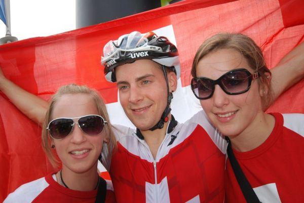 Mistrovství Evropy XC 2009 - Zoetermeer /NED/ - muži a ženy U23: zlatý Fabian Giger