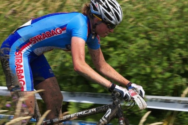 Mistrovství Evropy MTB XC 2009 - Zoetermeer /NED/ - juniorky & junioři: Dagmar Labáková