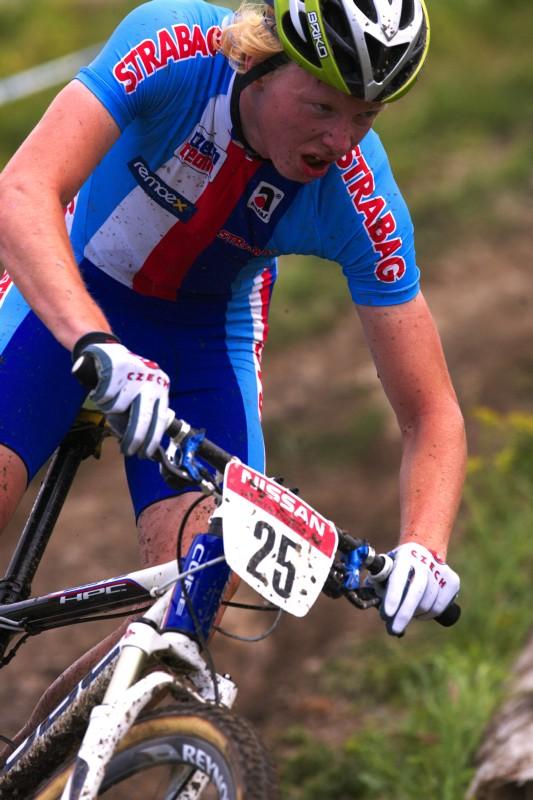 Mistrovství Evropy MTB XC 2009 - Zoetermeer /NED/ - juniorky & junioři: Jan Nesvadba