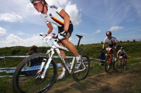 Mistrovství Evropy MTB XC 2009 - Zoetermeer /NED/ - juniorky & junioři: němečtí junioři působili velmi silně