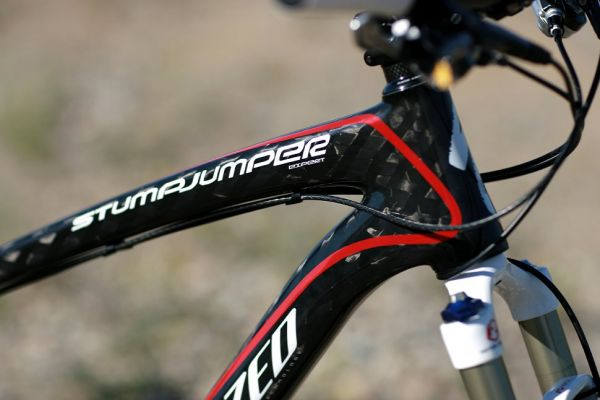 Specialized Stumpjumper Carbon Expert 2009