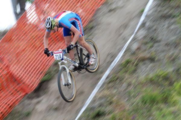 Mistrovství Evropy MTB XC 2009 - Zoetermeer /NED/ - týmové štafety: Jan Nesvadba