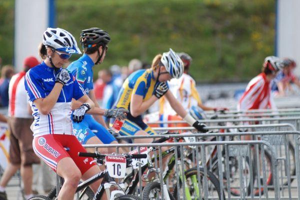Mistrovství Evropy MTB XC 2009 - Zoetermeer /NED/ - týmové štafety: