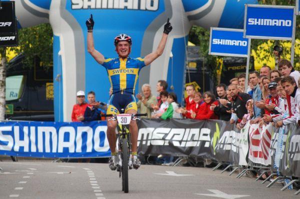 Mistrovství Evropy MTB XC 2009 - Zoetermeer /NED/ - týmové štafety: Švédové překvapivě vítězí