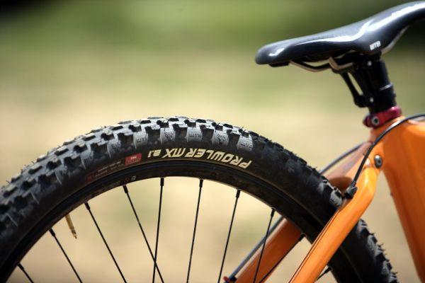 Ibis bikes Přemka Tejchmana