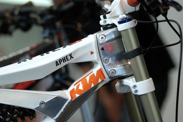 KTM 2010 prezentace novinek Rakousko