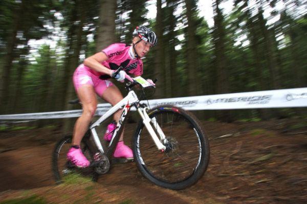 Merida Bike Vysočina 2009 - XCO - Pavlína Šulcová