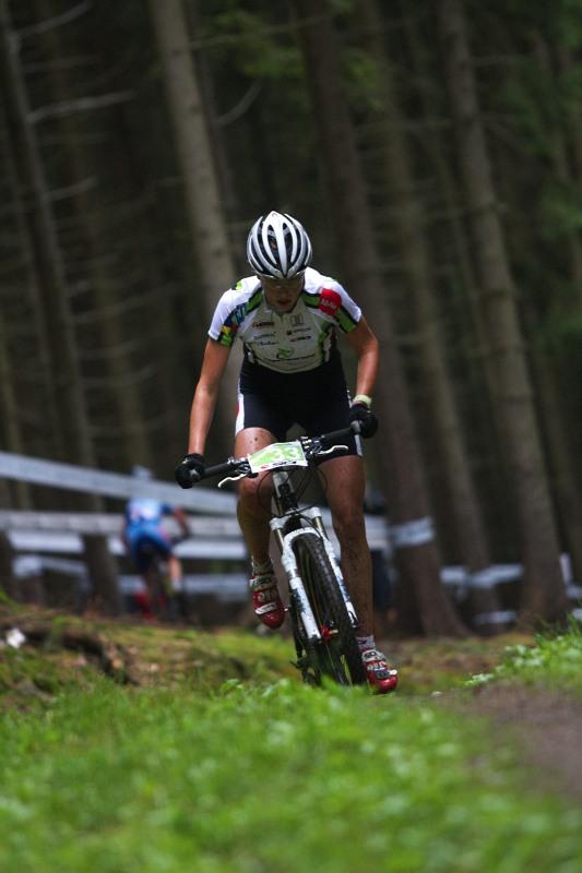 Merida Bike Vysočina 2009 - XCO - Katarina Uhlariková