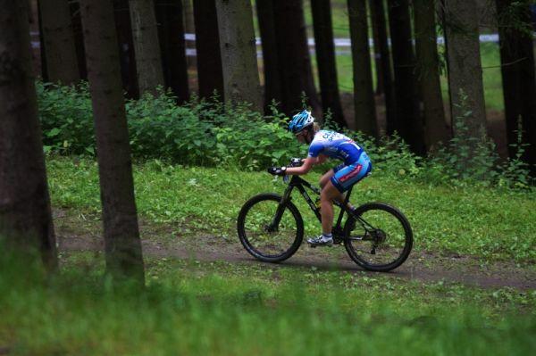 Merida Bike Vysočina 2009 - XCO - Jana Valešová