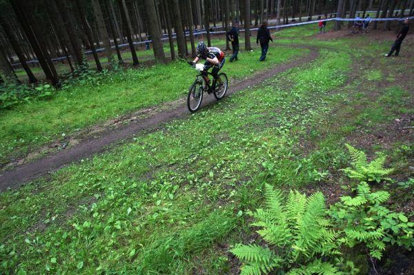 Merida Bike Vysočina 2009 - XCO - juniorka Markéta Sládková