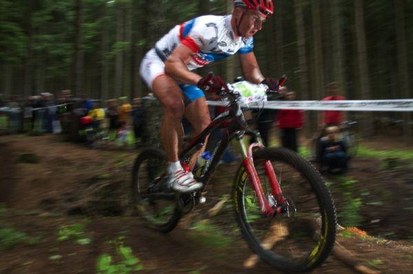 Merida Bike Vysočina 2009 - XCO - Pavel Boudný