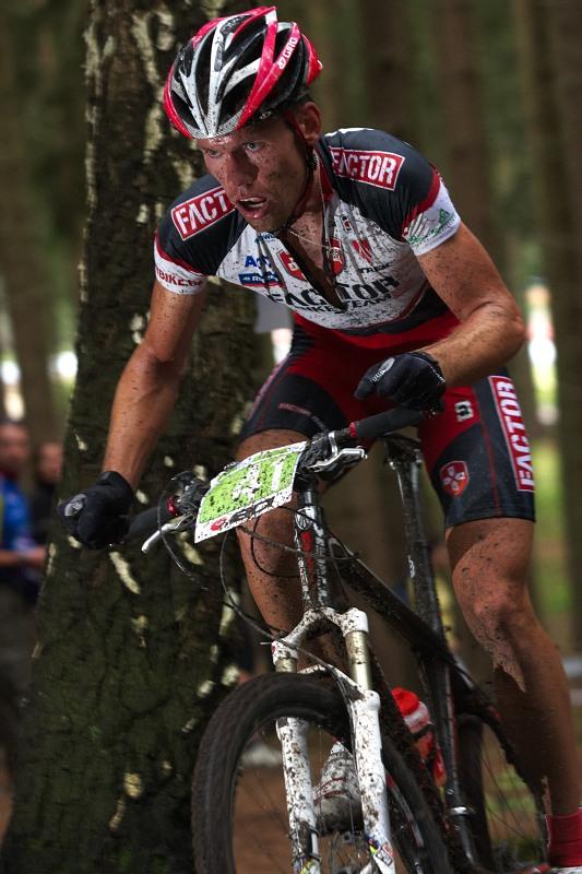 Merida Bike Vysočina 2009 - XCO - Tomáš Vokrouhlík