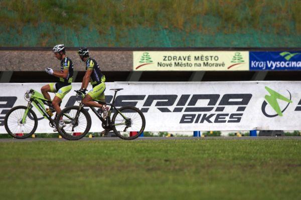 """Merida Bike Vysočina 2009 - XCO - """"Tak jak si ty prize money rozdělíme?"""""""