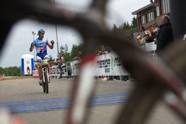Merida Bike Vysočina 2009 - XCO - Milan Spěšný