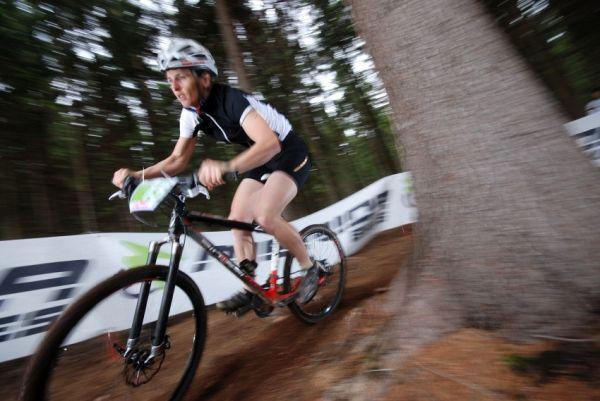 Merida Bike Vyso�ina 2009 - sprint: ��rka Chmurov�