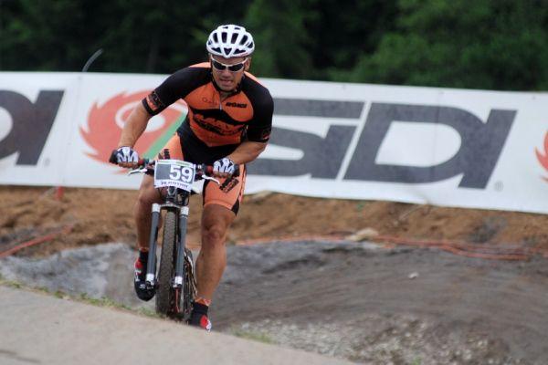 Merida Bike Vysočina 2009 - sprint: Zdeněk Mlynář