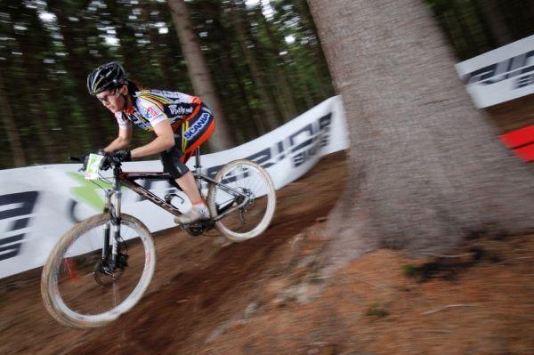 Merida Bike Vyso�ina 2009 - sprint: Mark�ta Sl�dkov�