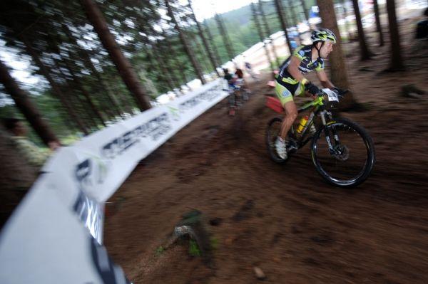 Merida Bike Vysočina 2009 - sprint: Jose Antonio Hermida