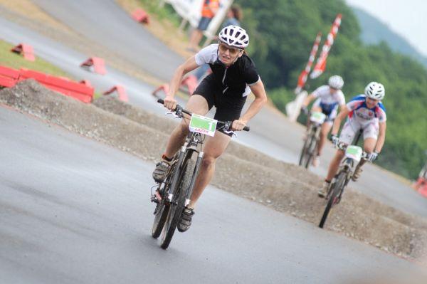 Merida Bike Vyso�ina 2009 - sprint: nejlep�� sprinterkou je ��rka Chmurov�