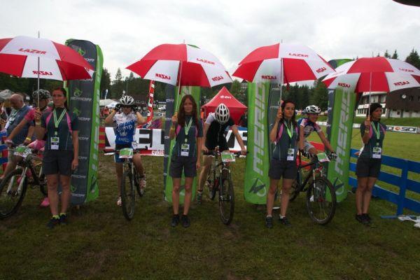 "Merida Bike Vyso�ina 2009 - sprint - ""fajnl f�r"""