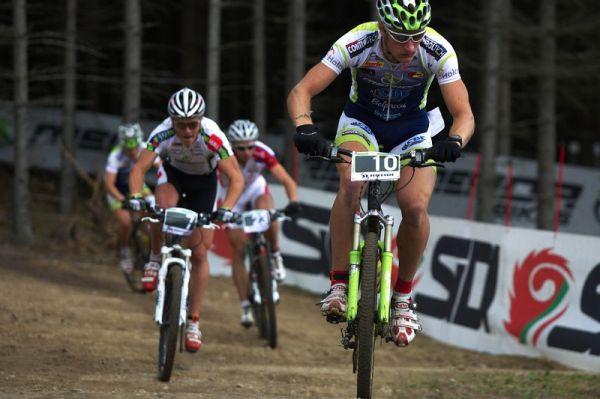 Merida Bike Vyso�ina 2009 - sprint - Umberto Corti, Ji�� Friedl a Tom� Dole�al