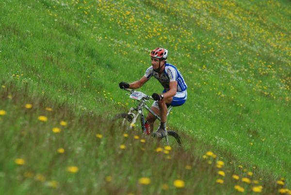 Merida Bike Vysočina 2009 - maraton: Ondřej Fojtík