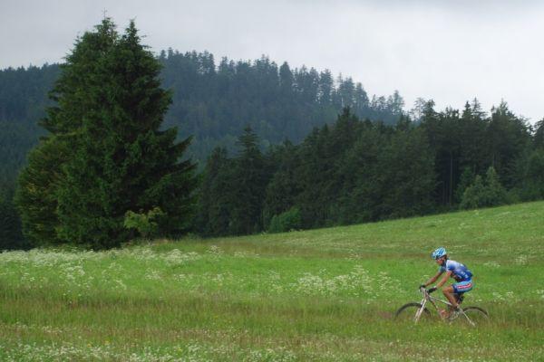 Merida Bike Vysočina 2009 - maraton: Pavel Zerzan