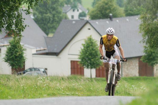 Merida Bike Vysočina 2009 - maraton: Tomáš Dvořák