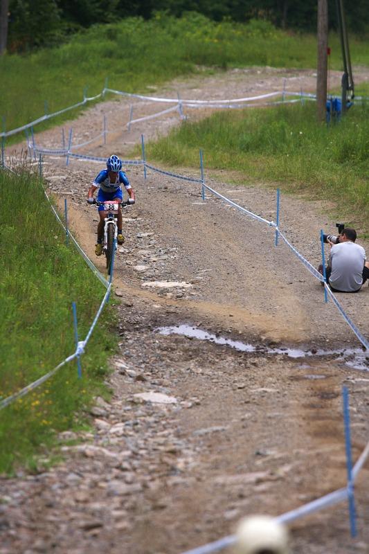 Nissan UCI MTB World Cup XCO #6 - Bromont /KAN/ 2.8. 2009 - Kateřina Nash