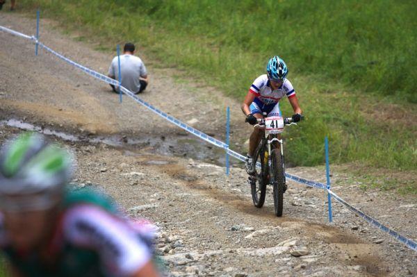 Nissan UCI MTB World Cup XCO #6 - Bromont /KAN/ 2.8. 2009 - Tereza Huříková