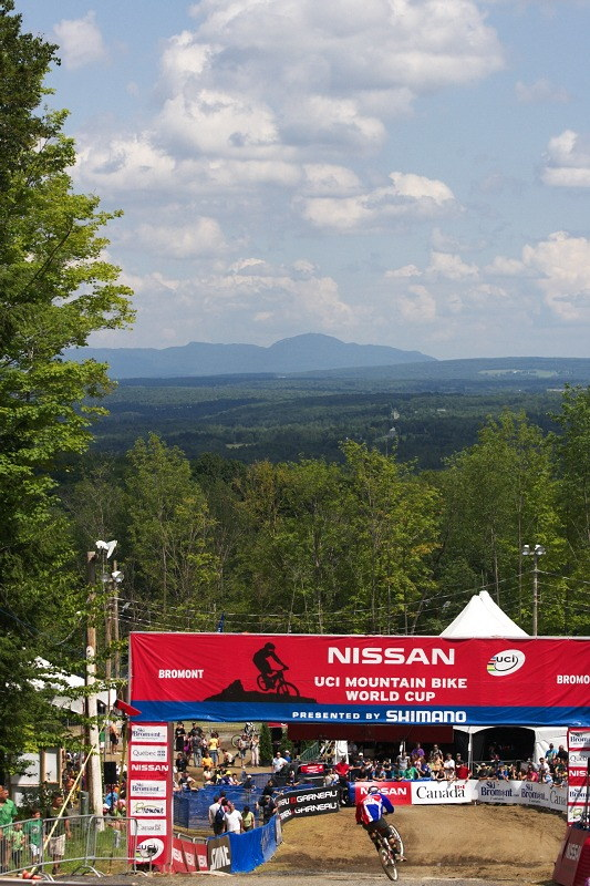Nissan UCI MTB World Cup 4X/DH #7 - Bromont 1.8. 2009