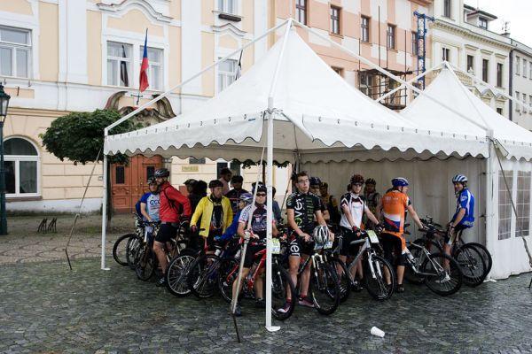 KPŽ Manitou Železné hory 2009 - ha, tady se skrývají...