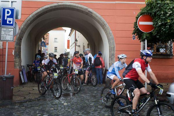 KPŽ Manitou Železné hory 2009 - co se dá dělat, jedeme na start