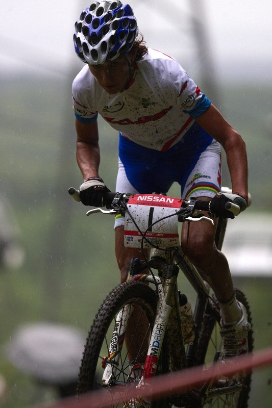 Nissan UCI MTB World Cup XC #5 - Mont St. Anne /KAN/ 26.7.2009 - Marga Fullana neměla svůj den