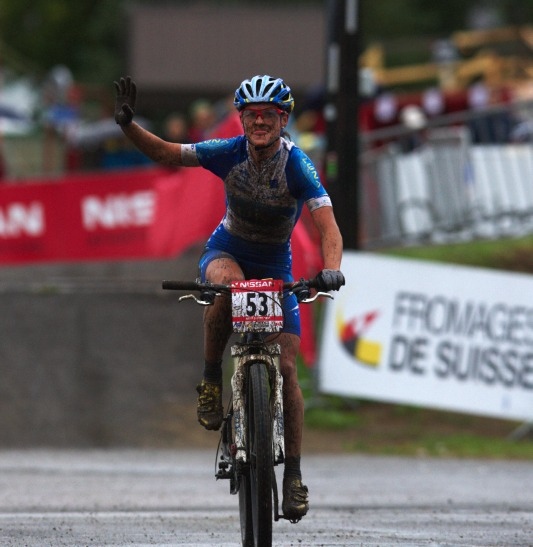 Nissan UCI MTB World Cup XC #5 - Mont St. Anne /KAN/ 26.7.2009 - Kate�ina Nash