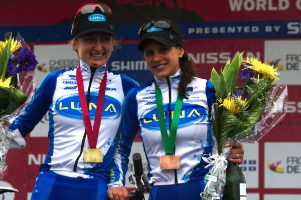 Nissan UCI MTB World Cup XC #5 - Mont St. Anne /KAN/ 26.7.2009 - Luna Kate Chix