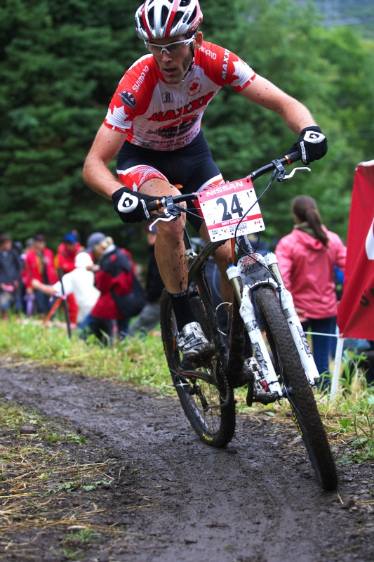 Nissan UCI MTB World Cup XC #5 - Mont St. Anne /KAN/ 26.7.2009 - Mr. Kabush