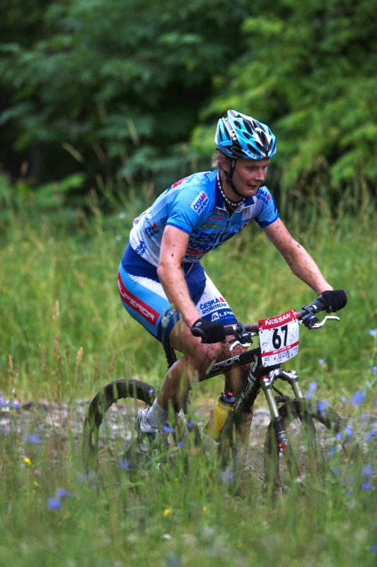 Nissan UCI MTB World Cup XC #5 - Mont St. Anne /KAN/ 26.7.2009 - Josef Kamler