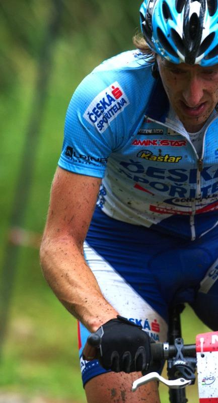Nissan UCI MTB World Cup XC #5 - Mont St. Anne /KAN/ 26.7.2009 - Milan Spěšný