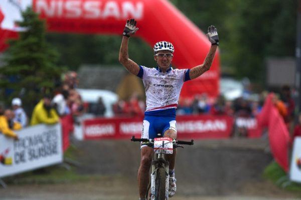 Nissan UCI MTB World Cup XC #5 - Mont St. Anne /KAN/ 26.7.2009 - Julien Absalon a jeho 21. vítězství ve světovém poháru