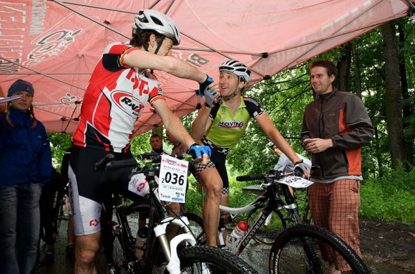 Bikechallenge 2009 - Wouter Cleppe-KenVan den Bulke (BEL) - jdem na to!