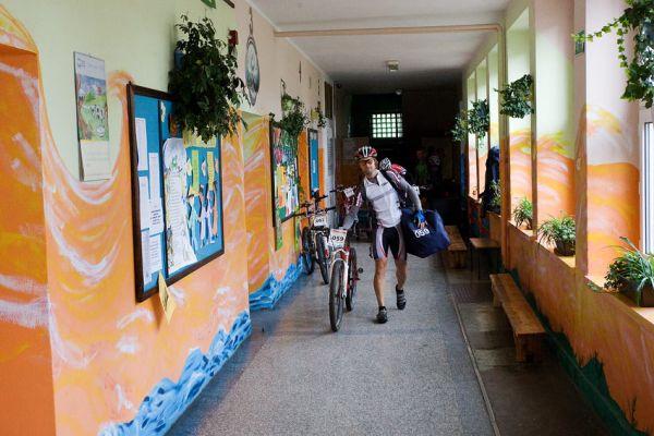 Bikechallenge 2009 - spalo se ve školách