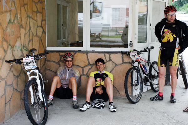 Bikechallenge 2009 - belgi�t� bananas