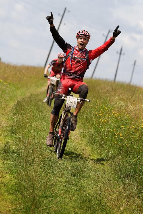 Bikechallenge 2009 - Kris de Nef (BEL)
